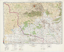 Russian Soviet Military Topographic Maps - SOUTH AFRICA ,1:500 000