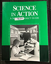 Abeka Science in Action A Project Guide 7 8 9 10 11th Grade ~No Writing on Pages