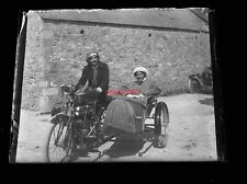 More details for glass negative motorcycle combination motorbike unknown make bournemouth reg fx