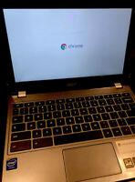 "Acer Chromebook 11 C740  11.6"" (32 GB SSD , Intel Celeron, 1.50GHz, 4GB)  Tested"