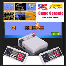 Mini Classic Game Console 620 Games Funny Built In For Nintendo NES Kids Gift US