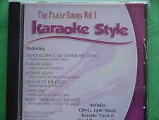Top Praise Songs~#1~Christian~Daywind~Karaoke Style ~ Lead Me to the Cross~ CD+G