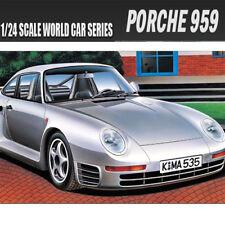 1/24 Porsche 959 #15103 Academy Hobby Model Kits
