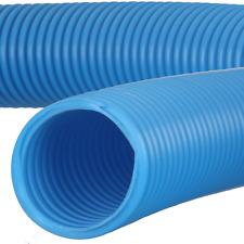 Poolschlauch Solarschlauch Schwimmbadschlauch Saugschlauch 36m Ø38mm blau