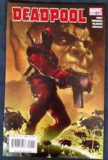 1st print DEADPOOL v3 #7 dark reign DANIEL WAY MARVEL COMIC BOOK MERC movie