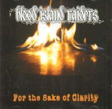 Blood Island Raiders(CD Album)For The Sake Of Clarity-BIRCD002-2003-