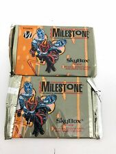 Milestone SkyBox Trading Box lot of 2