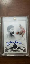 2018-19 Panini Flawless: Julius Erving Autograph Enshrined Signature 14/25