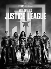 Zack Snyder's Justice League Dvd Free Shipping