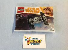 Lego Star Wars Polybag 30381 Imperial TIE Fighter New/Sealed/Hard to Find