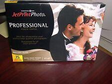 75 Hammermill Jet Print Professional Photo Paper 4x6