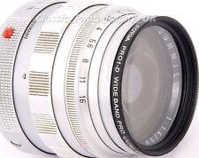 43mm FOTGA Slim Band UV Filter for E43 SUMMILUX 1.4/50mm ASPH. SUMMILUX 1.4/50