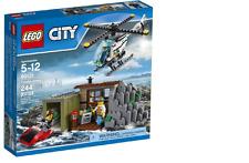 NEW sealed LEGO CITY #60131 Crooks Island 244 pcs for age 5+ FREE SHIPPING