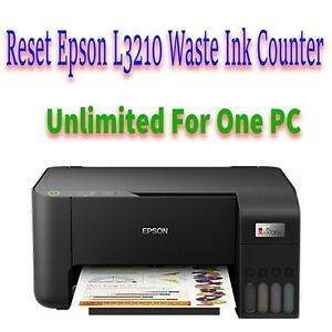 Reset Epson L3210 (One PC Unlimited)