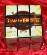 Game of Thrones Game Cube Promo HBO Go Puzzle Fan Expo 2015 Comic Con