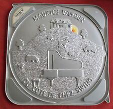 MAURICE VANDER LP ORIG FR  DU COTE DE CHEZ SWING  SILVER BOX