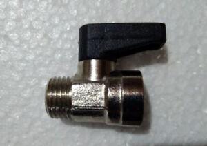 Ricambi per compressori aria BALMA - rubinetto di spurgo 1/4 per litri 24