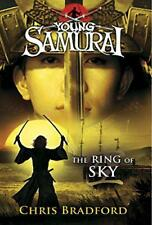 Young Samurai: The Ring of Sky by Chris Bradford | Paperback Book | 978014133972