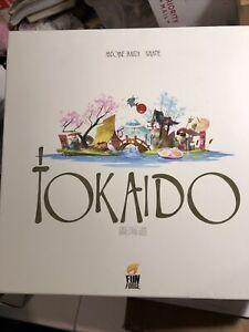Tokaido Board Game Original By FunForge -  COMPLETE