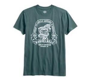 Harley Davidson Shovelhead Basic S/S T'Shirt