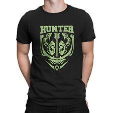 "GiX Gamer Herren T-Shirt ""Hunter"" S / M / L / XL / XXL Nerd MMO Classes WoW"