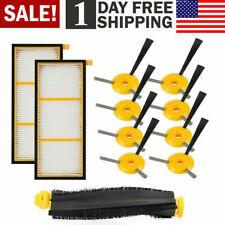 Side Brush & Filter Spare Kit for Shark ION Robot RV720 RV750 RV750C RV755