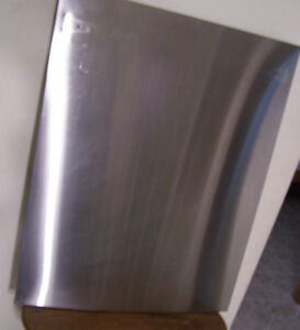 SAMSUNG Dishwasher - OUTER DOOR / FRONT PANEL -Stainless - OEM DD81-01546A -VGUC