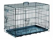 Cage métal noire 'STANDARD' T6 pour chien