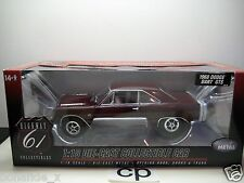 HIGHWAY 61 1968 DODGE DART GTS 1:18 SKU 50736 CARS HIGHWAY 61/DCP