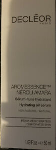 Decleor Aromessence NEROLI AMARA Oil Hydrating Essential Serum 50ml BNIB