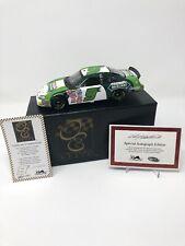 1:24 Kasey Kahne # 9 Double Mint Dodge AUTOGRAPHED Die Cast Car RCCA ELITE COA