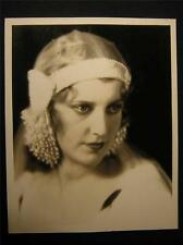 1930 Jeanette MacDonald The Vagabond King VINTAGE MOVIE PHOTO By Hommel 42D