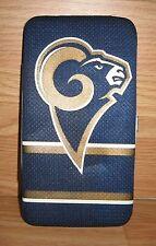 ProFanity Littlearth NFL Rams Shell Mesh Jersey Style Wallet **USED**