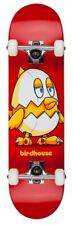 Birdhouse Stage 1 Mini Complete Skateboard - Chicken Red