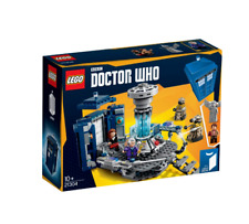 Lego 21304 Ideas Doctor Who ~New & Unopened~