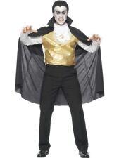 Count Costume Medium Vampire Costume *HALLOWEEN CLEARANCE Mens Fancy Dress