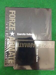 FORZE ARMATE - ESERCITO ITALIANO + DVD - UTET EDIZIONI