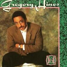 GREGORY HINES Gregory Hines NEW & SEALED 80s SOUL R&B CD (EXPANSION) MODERN