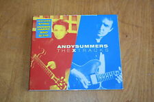 The Police - Andy Summers Sting / The X Tracks / Digipack / CNR Records