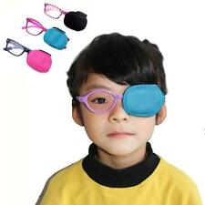 3 Pairs Amblyopia Eye Patch For Glasses Kids Strabismus Lazy Patches Eye T4H0