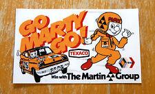 Renault 5 Turbo Texaco ganar con el grupo Martin Carrera Motorsport Sticker Decal
