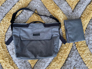 Bugaboo Changing Bag In Grey Melange