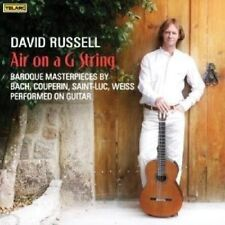 David Russell - Air on a G String  Baroque Guitar Masterpieces [CD]
