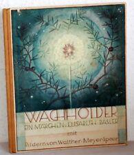 WACHHOLDER - Ein Märchen von Elisabeht Basler
