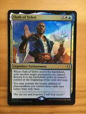 OtBG MTG Magic Rare NM Near Mint Oath of Teferi  DOM Dominaria