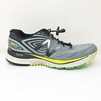 New Balance Mens 880 V7 M880GY7 Gray Running Shoes Lace Up Low Top Size 8.5 D