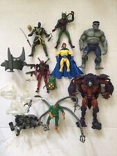 Marvel Legends Lot! Onslaught BAF, Deadpool W/Doop, Ronin, Hulk, More! See Pics!