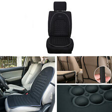 1x Car SUV Seat Pad Therapy Massage Bubble Padded Chair Seat Cushion Cover Black