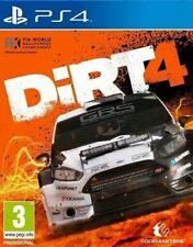 Dirt 4 - PS4 VF Neuf sous Blister
