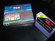 YENO Super Cassette Vision : Jeu n°14 - KUNG-FU ROAD (Rare France 1985)
